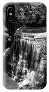 Burgess Lower Falls 2 IPhone Case