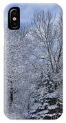 Burnidge Winter IPhone Case