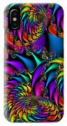 Burning Embers IPhone Case