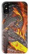 Burning IPhone Case