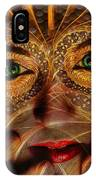 Burnished Gold IPhone Case