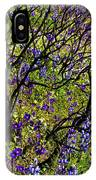 Burnt Bush IPhone Case