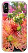 Burst Of Color IPhone Case