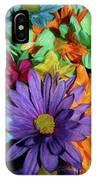 Bursting Colors IPhone Case