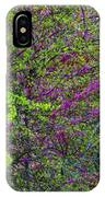 Bursting Forth Color IPhone Case