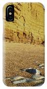 Burton Bradstock Beach IPhone Case
