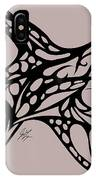 Bushal Of Thorns IPhone Case