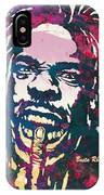 Busta Rhymes Pop Art Poster IPhone Case