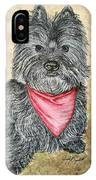 Buster IPhone Case