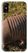 Busy Armadillo IPhone Case