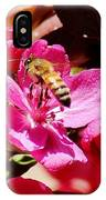 Busy As A Bee 031015 IPhone Case