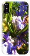 Busy Rosemary Honeybee IPhone Case