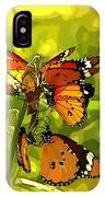 Butterflies IPhone X Case