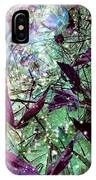 Butterflies At Night  IPhone Case