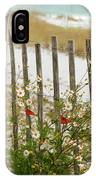Butterflies By The Seashore IPhone Case