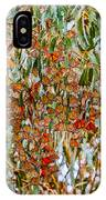 Butterflies In The Grove  IPhone Case