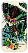 Butterflies, Plate-7 IPhone Case
