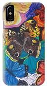 Butterflies IPhone Case