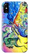 Butterfly 01. Science And Its Progress  IPhone Case