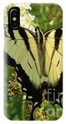 Butterfly 135 IPhone Case