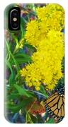 Butterfly At Cape May Nj IPhone Case