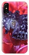 Butterfly Blues - Constable  IPhone Case