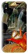 Butterfly Brook IPhone Case