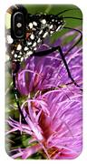 Butterfly Closeup Vertical IPhone Case
