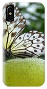 Butterfly Cocktail Time IPhone Case