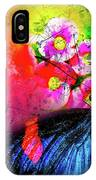 Butterfly Color Explosion IPhone Case