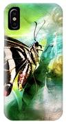 Butterfly Daydream IPhone Case