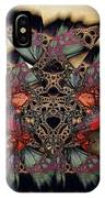 Butterfly Effect 2 / Vintage Tones  IPhone Case