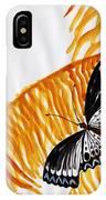 Butterfly Fern IPhone Case