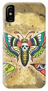 Butterfly Flash IPhone Case