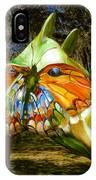 Butterfly Horse Ocala Florida IPhone Case