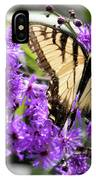 Butterfly In Summer IPhone Case