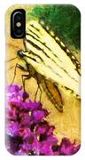 Butterfly Journey IPhone Case