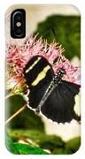 Butterfly Joy IPhone Case