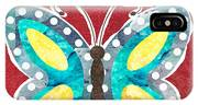 Butterfly Liberty IPhone Case