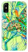Butterfly Mosiac IPhone Case