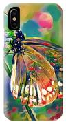 Butterfly Of Paradise 1 IPhone Case