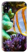 Butterfly Of The Sea IPhone Case