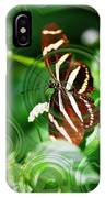 Butterfly Overlay IPhone Case