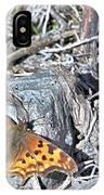 Butterfly Rock IPhone X Case