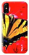 Butterfly Series #11 IPhone Case