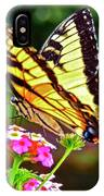 Butterfly Series #8 IPhone Case