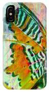 Butterfly Spirit IPhone Case