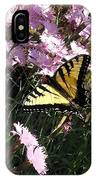 Butterfly Surprise Watercolor IPhone Case