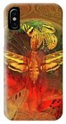 Butterflyman Solarlife IPhone X Case