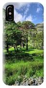 Buttermere Pines IPhone Case
